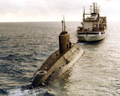 Kilo Class milik AL Iran