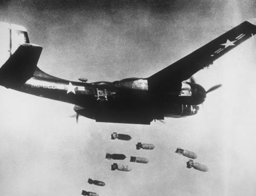 Aksi bombing B-26 dalam Perang Korea