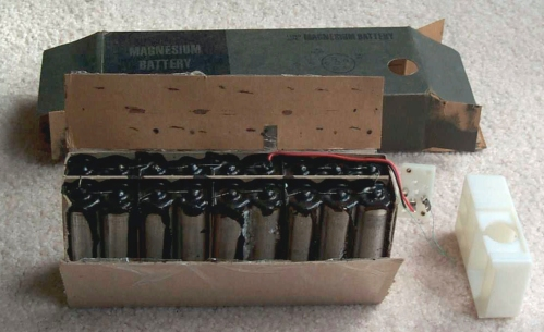 Komponen baterai BA4386