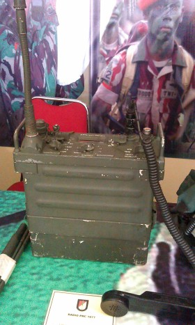Radio AN/PRC-77: Senjata Komunikasi Tempur TNI di Operasi Seroja