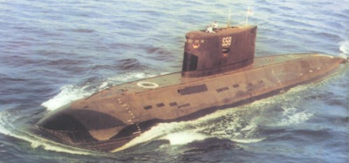 Kilo Class tipe 877