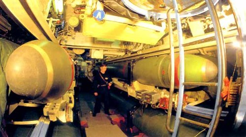 Kompartemen torpedo