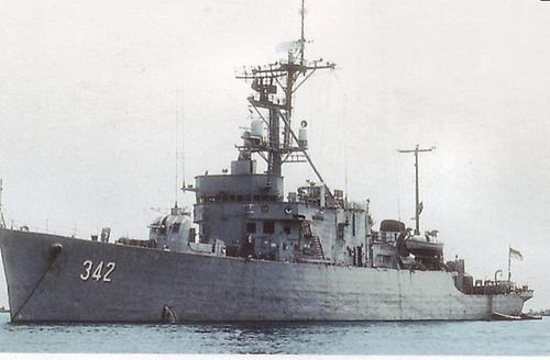 KRI Martadinata 342, generasi awal pengusung torpedo SUT MK46 TNI AL