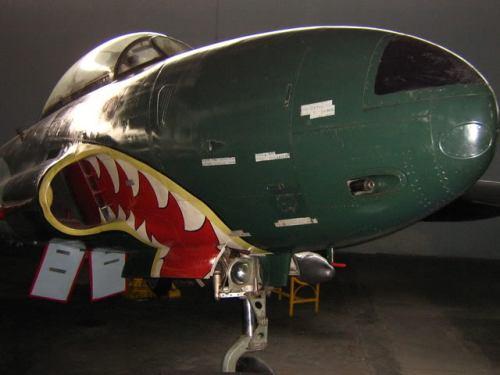 Corak Shark Teeth menjadi ciri khas T-33A dalam misi tempur di Timor Timur