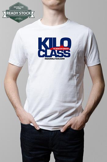 Warna Putih Sablon Standar - Kode Pemesana: KCS001P. Harga Rp85.000,-