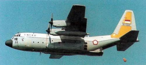 C-130 H MP TNI AU