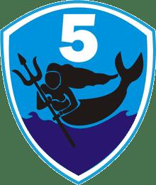 Lambang Skadron Udara 5