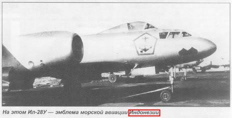 Il-28U (trainer) milik ALRI