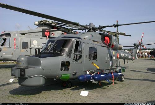 Agusta Westland Super Lynx 300, heli AKS andalan TLDM (AL Malaysia)