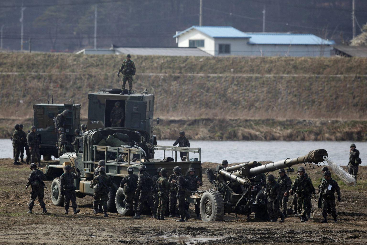 Gelar persiapan KH-179 oleh militer Korea Selatan