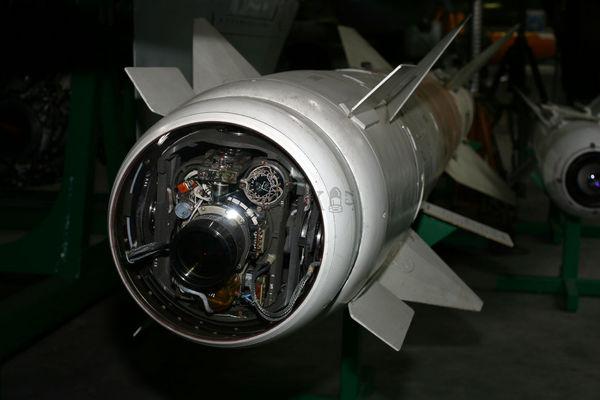 TV guidance Kh-29TE