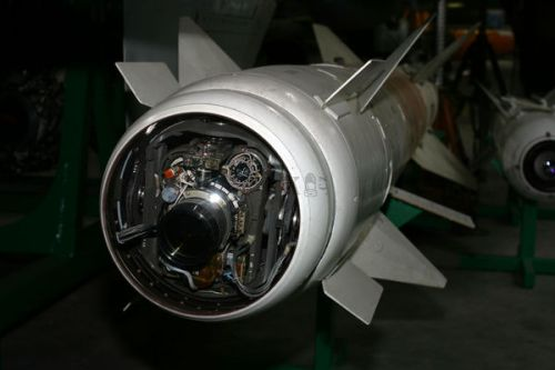 TV guidance Kh-29TE
