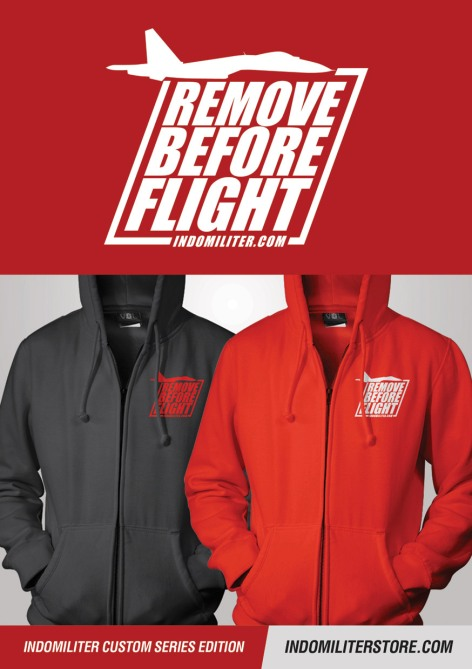Hoody Zipper Rp200.000. Bahan Cotton Fleece, sablon depan-belakang Polyflex heat press.