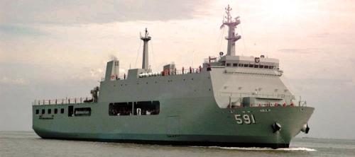 KRI Surabaya 591