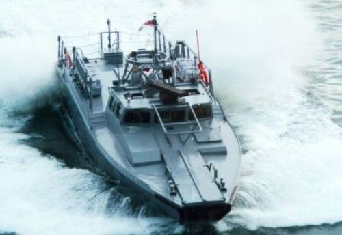 CB90 buatan Swedia yang digunakan Malaysia.