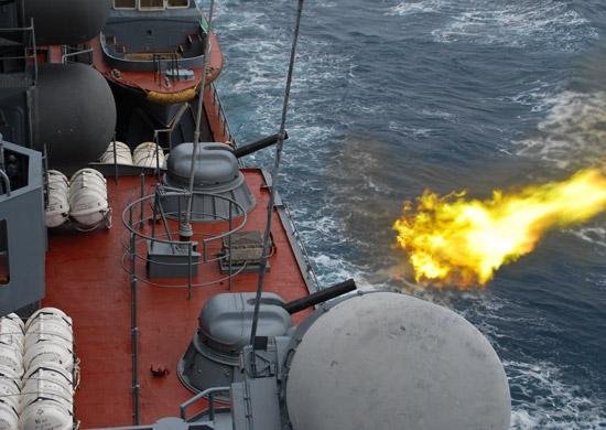 Menjadi tameng andalan di setiap armada kapal perusak Rusia.