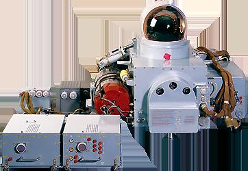 Perangkat OEPS-27 ketika diurai.