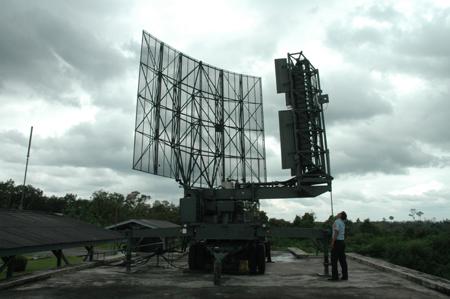 Radar Thomson TRS TNI AU, masih menggunakan wageguide.