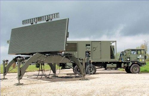 Mobilitas menjadi keunggulan tersendiri dari radar Master-T.