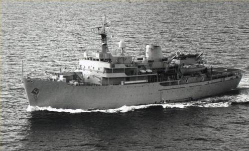 HMS Hecate, sejenis dengan HMS Hydra.