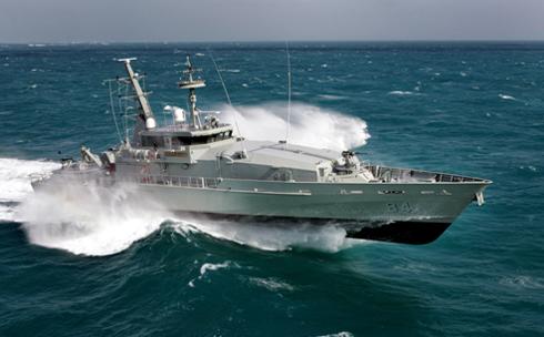Armidale Class milik AL Australia