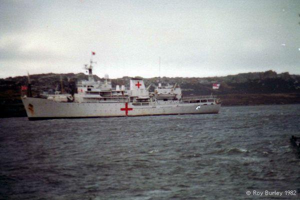 HMS Hydra dalam perang Malvinas.