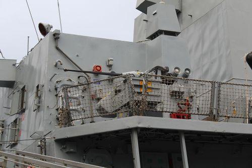 DS 30B, pada HMS_Northumberland