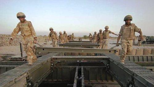 Gelar MGB hanya membutuhkan sedikit keterlibatan prajurit.