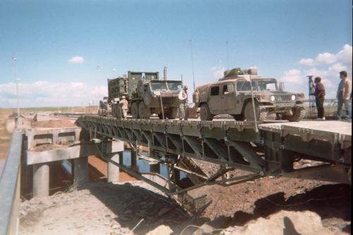 MGB juga berperan penting dalam operasi militer NATO di Afghanistan.