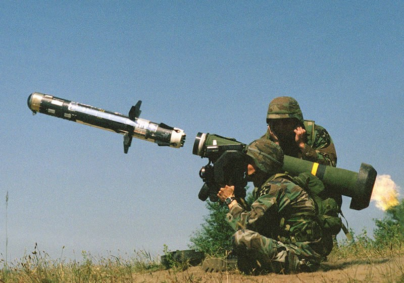 US-defence-secretary-Hagel-arrives-in-India-Javelin-missile-deal-on-cards