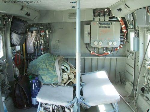 Ruang kargo (komapartemen pasukan).