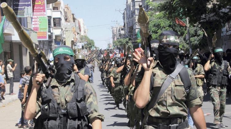 RPG-7 menjadi senjata primadona bagi para pejuang Palestina.