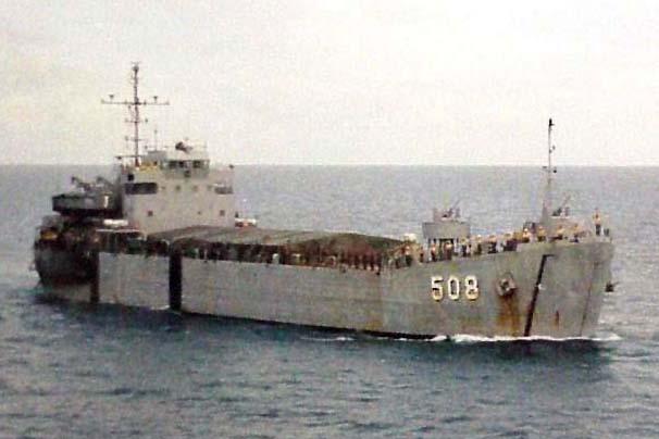 KRI Teluk Tomini 508