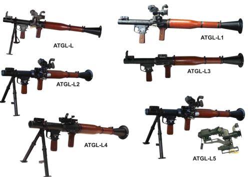 Beberapa varian ATGL-L
