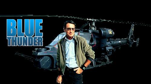 Roy Scheider, aktor film Blue Thunder.