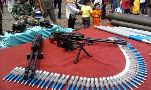 Amunisi GSh-30K kaliber 30 mm