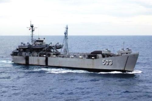 KRI Teluk Amboina 503.
