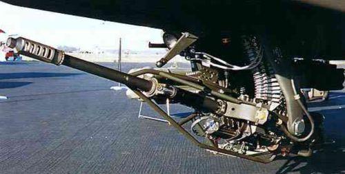 M230 chain gun.