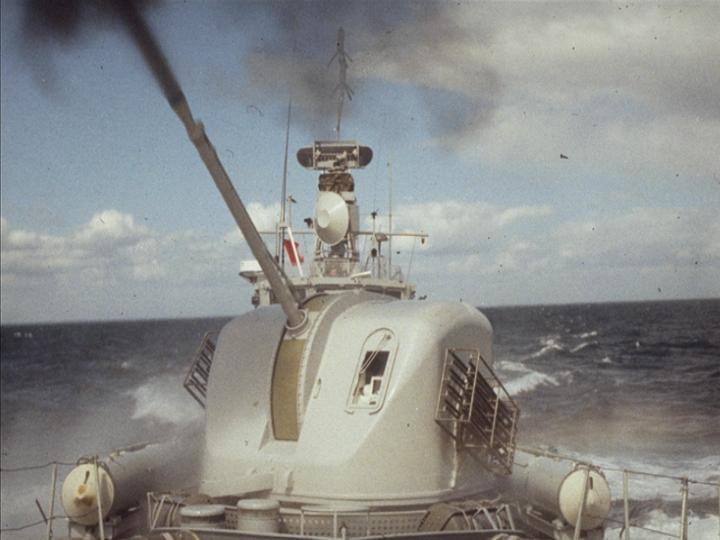 Bofors 57mm MK1.