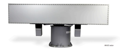 Aries-LPI radar