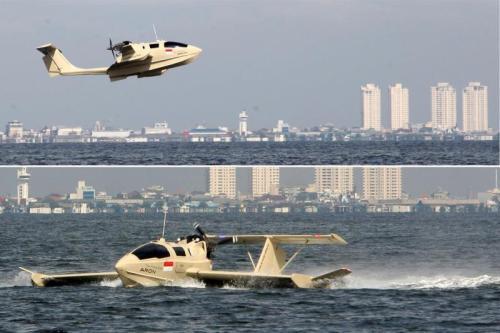 Aron Flying Ship