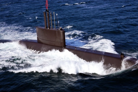changbogo class submarine