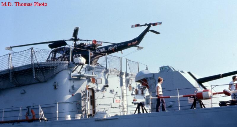 HMS Gurkha F122 (KRI Wilhelmus Zakarias Yohannes 332)