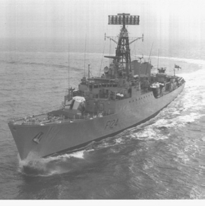 HMS Zulu (KRI Martha Kristina Tiyahahu 331)