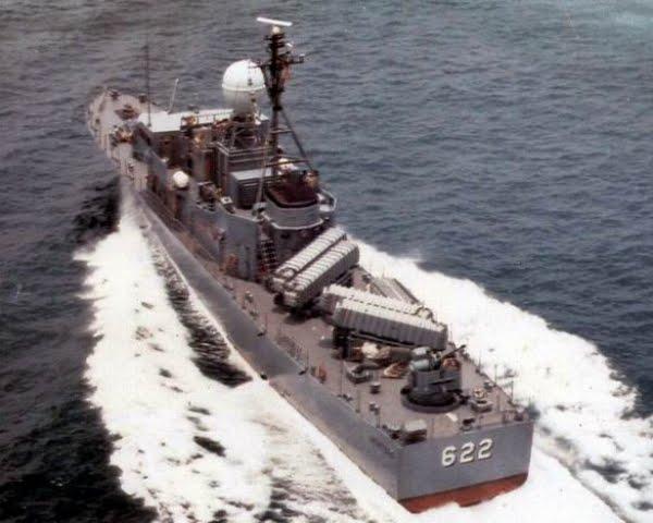 Tampilan konfigurasi rudal MM38 Exocet.
