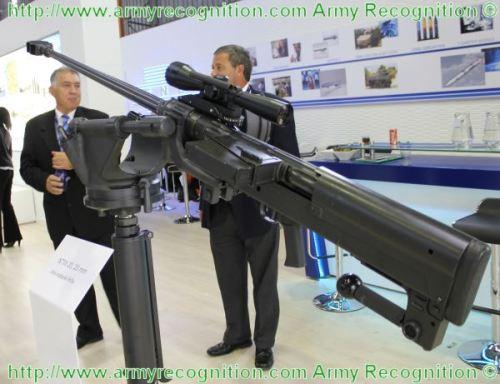 Untuk menjaga stabilitas dalam penembakkan, NTW-20 juga ditawarkan dalam model monopod.