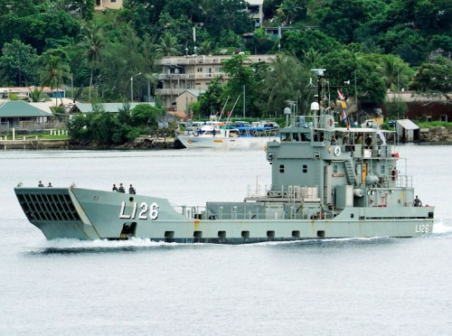 HMAS Balikpapan