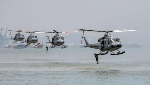 NBell-412 Penerbal TNI AL