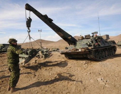 ARV AD Jerman di Afghanistan.
