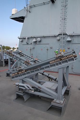 Penampang peluncur RBS-15 MK3.